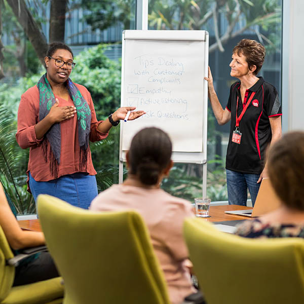 study business and management at tafe queensland