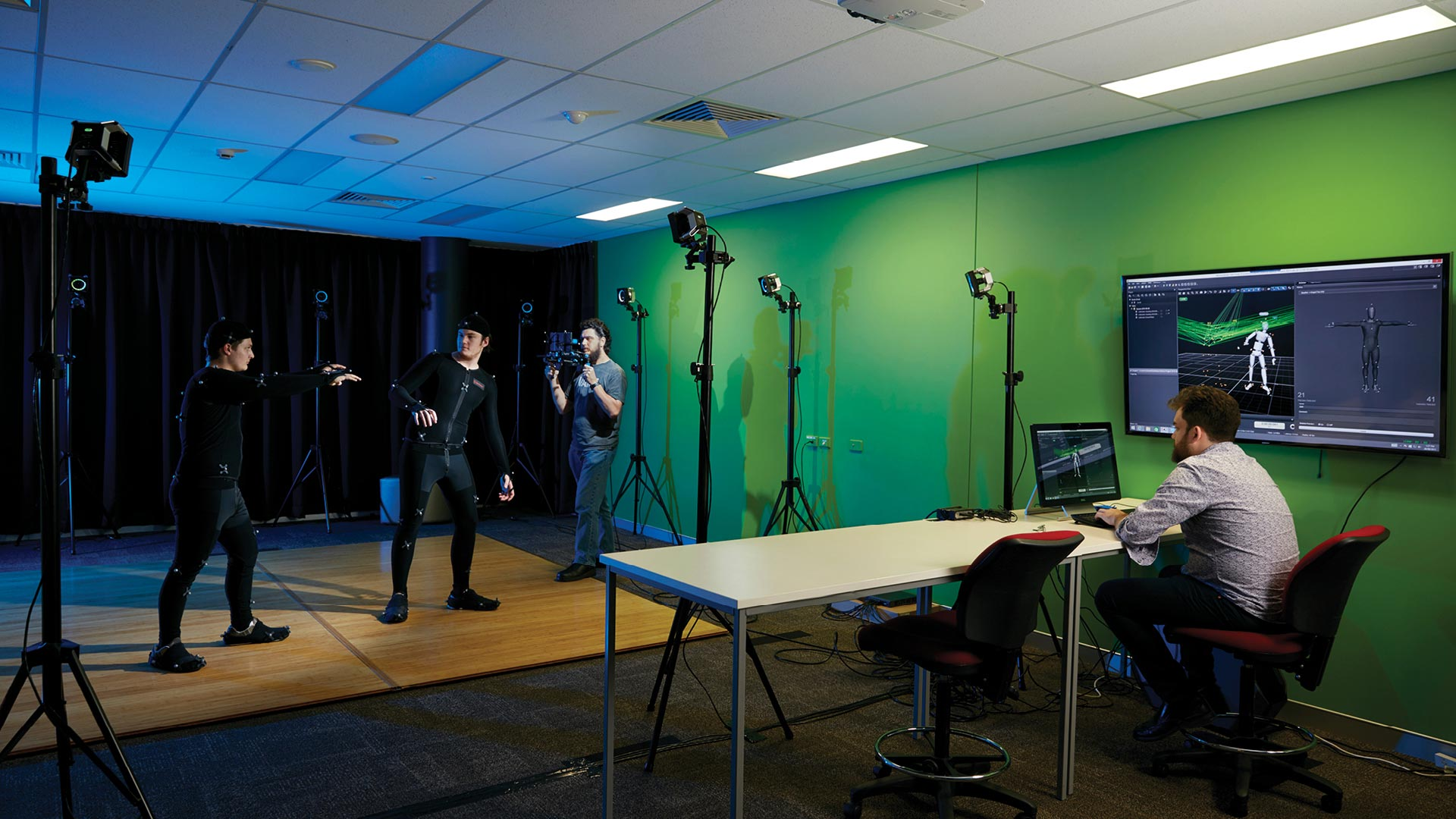 study games and interactive design at tafe queensland