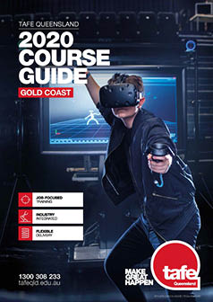 Gold Coast 2020 course guide cover image