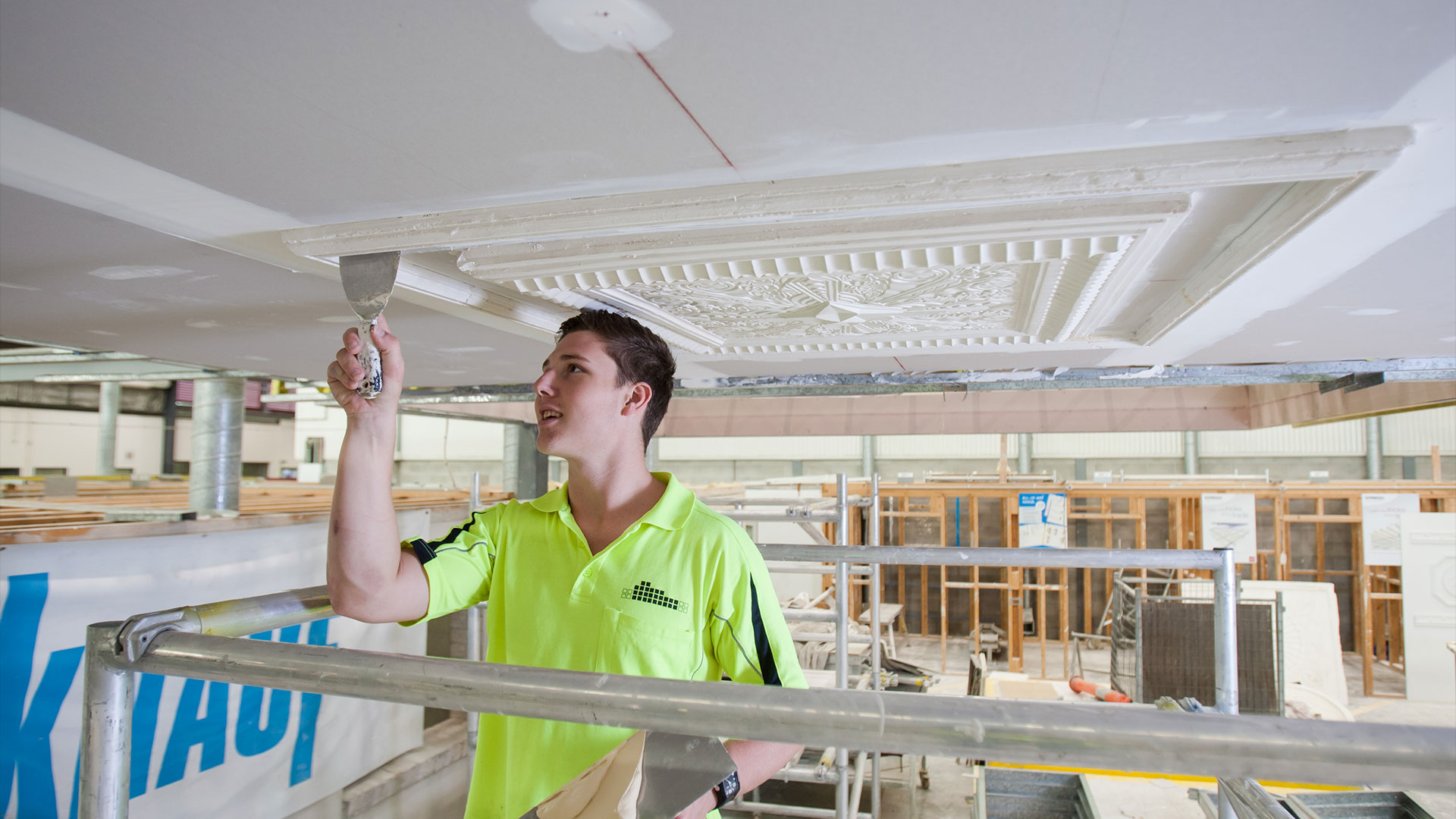 study plastering at tafe queensland