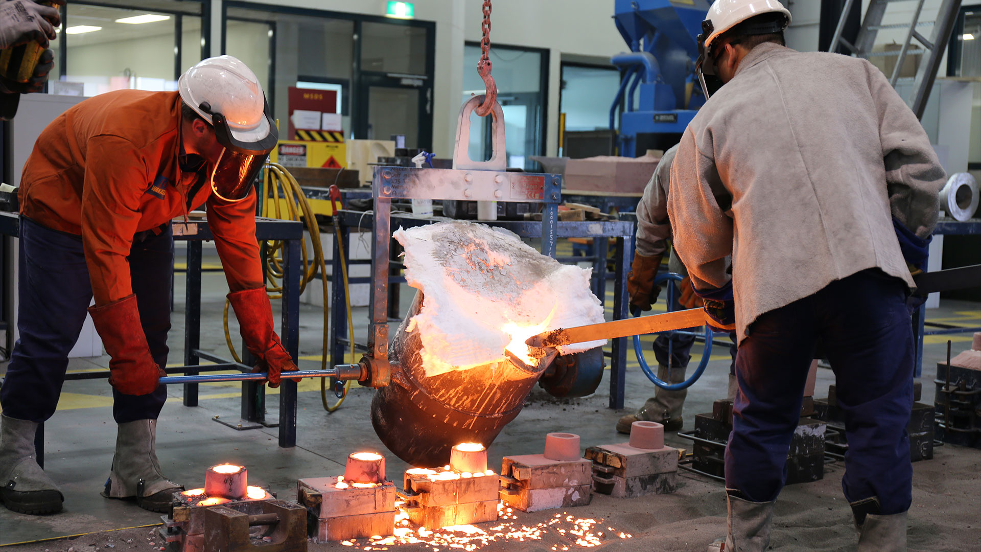 study manufacturing at tafe queensland