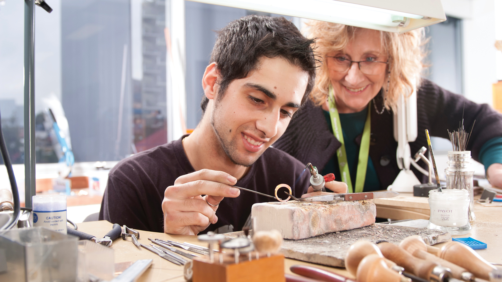 study jewellery manufacturing at tafe queensland