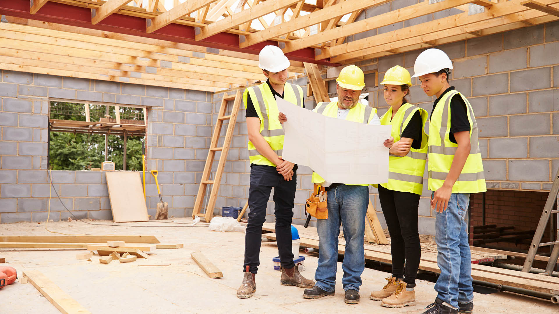 CSQ construction skills queensland short courses funding