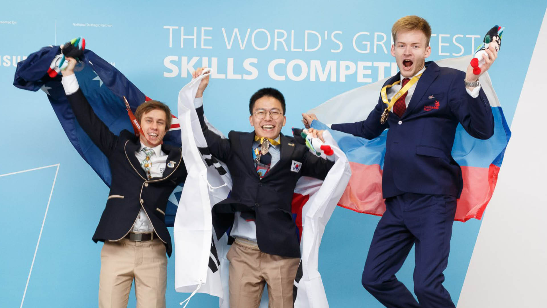 Patrick Brennan wins bronze at WorldSkills international competition